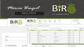 Márcia Wingert - Birô do Arquiteto