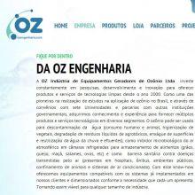 Conheça a OZ Engenharia