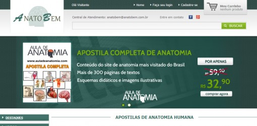 Loja Anatobem